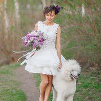 Свадебная церемония в Европейском стиле от Moskva Art Group