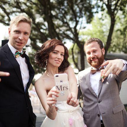 Проведение свадьбы, 6 часов (июнь - сентябрь)