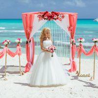 Очаровательная невеста!