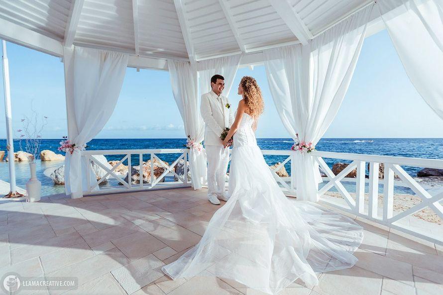 Организация свадьбы в Tracadero