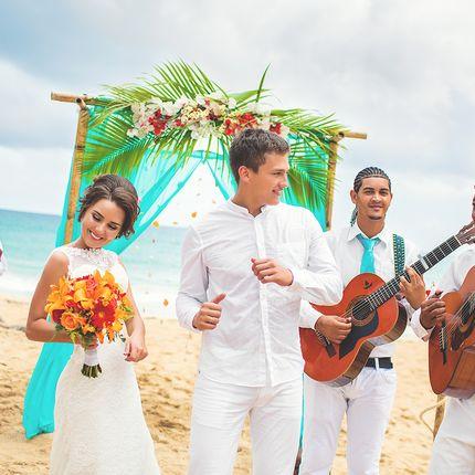 Организация свадьбы на пляже Макао