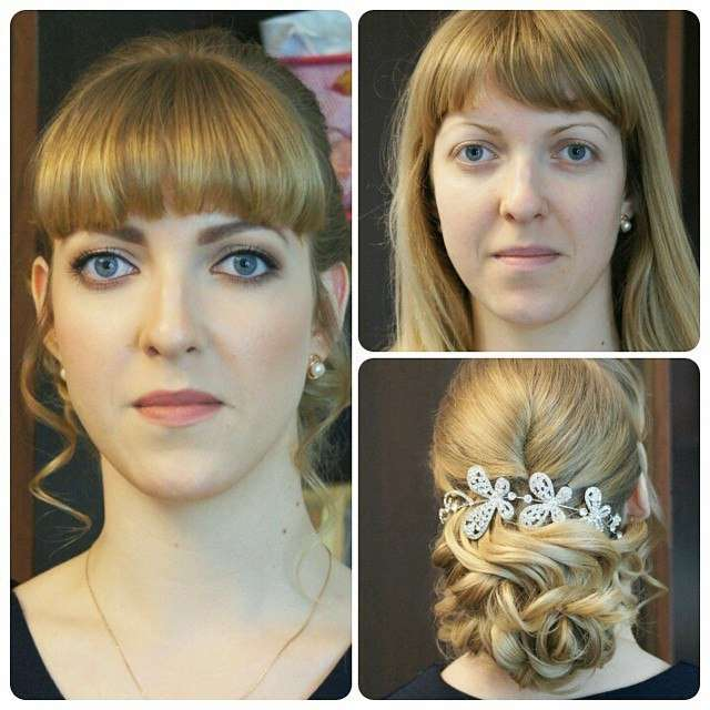 до и после - фото 5188601 Стилист-визажист Катрина Петренко