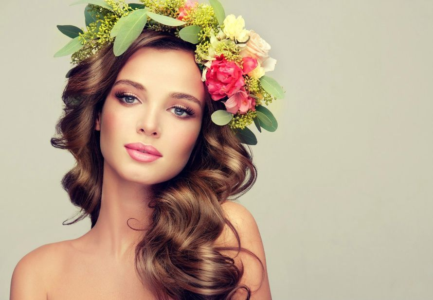брюнетка, свежий макияж, розовые тона, есстественный - фото 10172920 Стилист-визажист Катрина Петренко