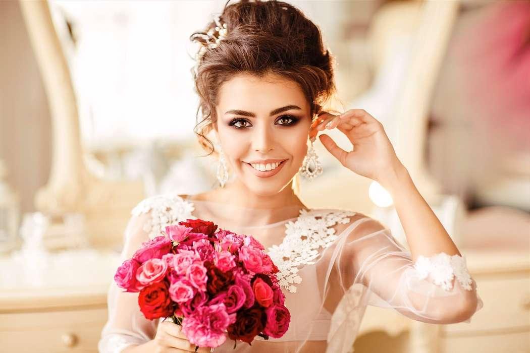 утро невесты - фото 11401150 Стилист-визажист Катрина Петренко