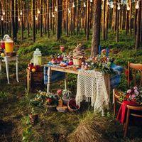 Фотограф & Организация - Жанна Нагорская  Декор & Флористика -  Организатор  Стилист  Сладкое