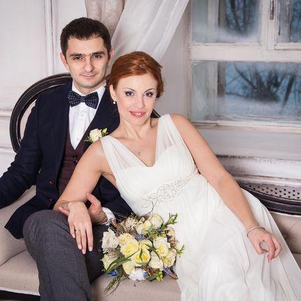 Свадебная съёмка Пакет «Лайт»