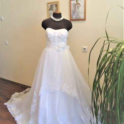 Прокат пышного платья