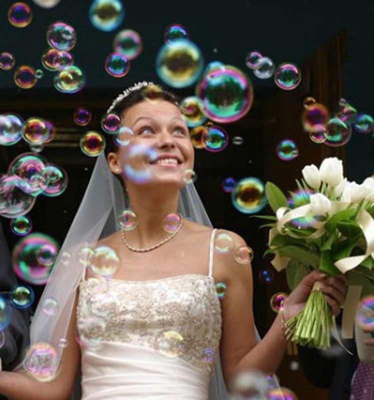 """Прокат генератора мыльных пузырей 500р - фото 2288920 """"Праздник"""" - оформление свадьбы"""