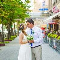 Свадьба, невеста, украшения, сборы, загс, прогулка, банкет, лето, зелень, парк, идеи, позы, эмоции