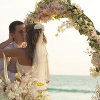 love-story на Мальдивах