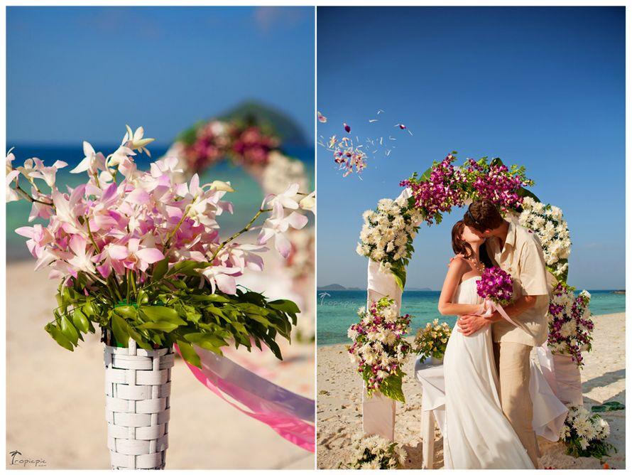 Свадебные церемонии и фотосессии - Тайланд, Доминикана, Бали, Мексика - круглый год TropicPic - фото 504174 TropicPic-Фотосъёмки в Таиланде, Бали, Мальдивах