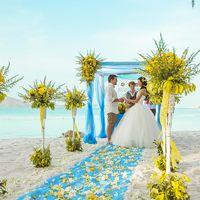 свадьба на необитаемом острове, Тайланд