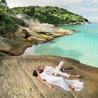 свадьба на островах Тайланда
