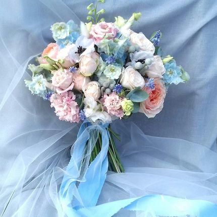 Букет невесты + подарок