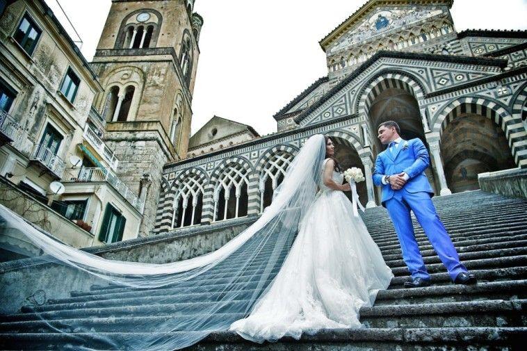 Свадьба в Амальфи - фото 7061334 Italia Viaggi - организация свадеб