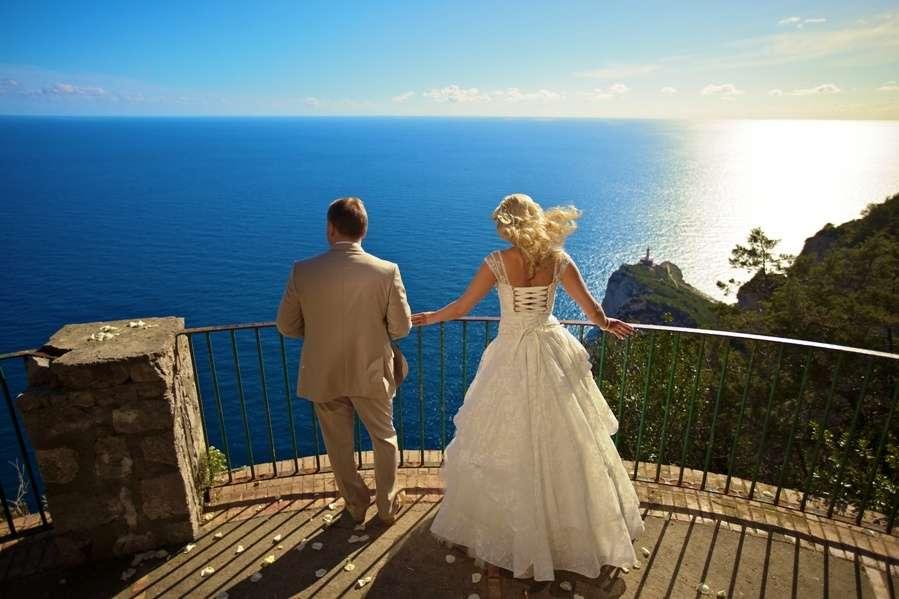 Остров Капри - свадьба в Апреле! - фото 7296918 Italia Viaggi - организация свадеб