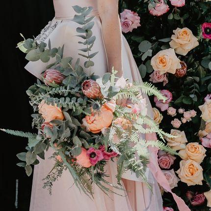 Букет невесты в Италии