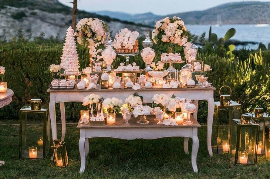 Сладкий стол - фото 18881876 Italia Viaggi - организация свадеб