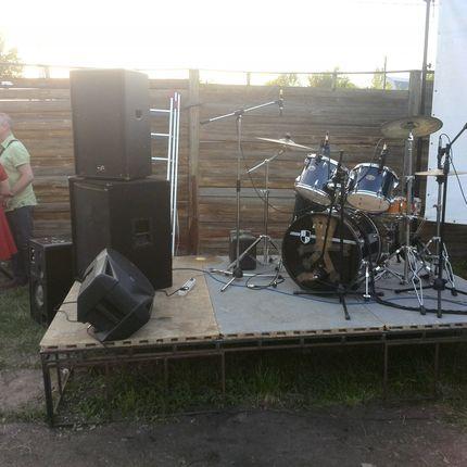 Аренда барабанов