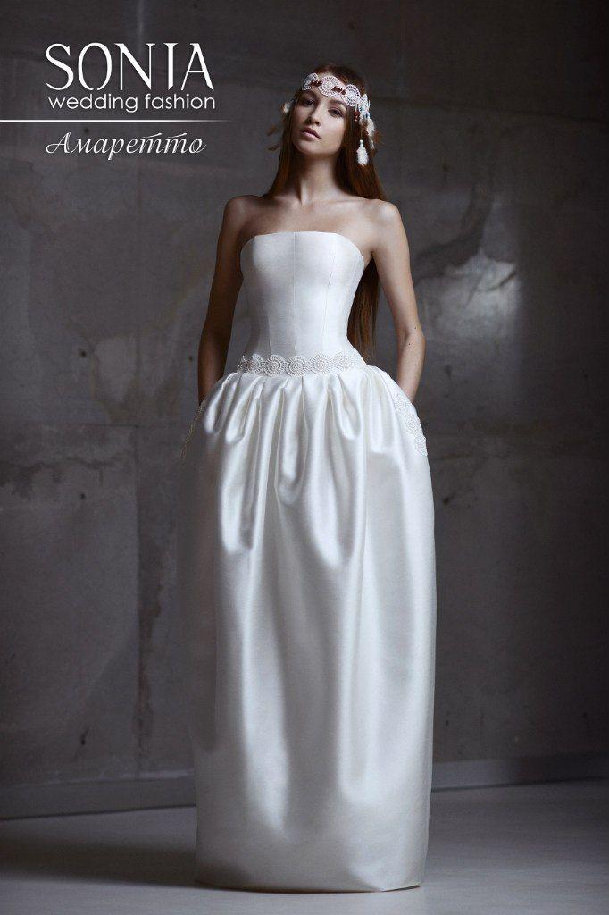 """Модель платья:Амеретто - фото 2432503 Салон свадебных и вечерних платьев """"Мендельсон"""""""