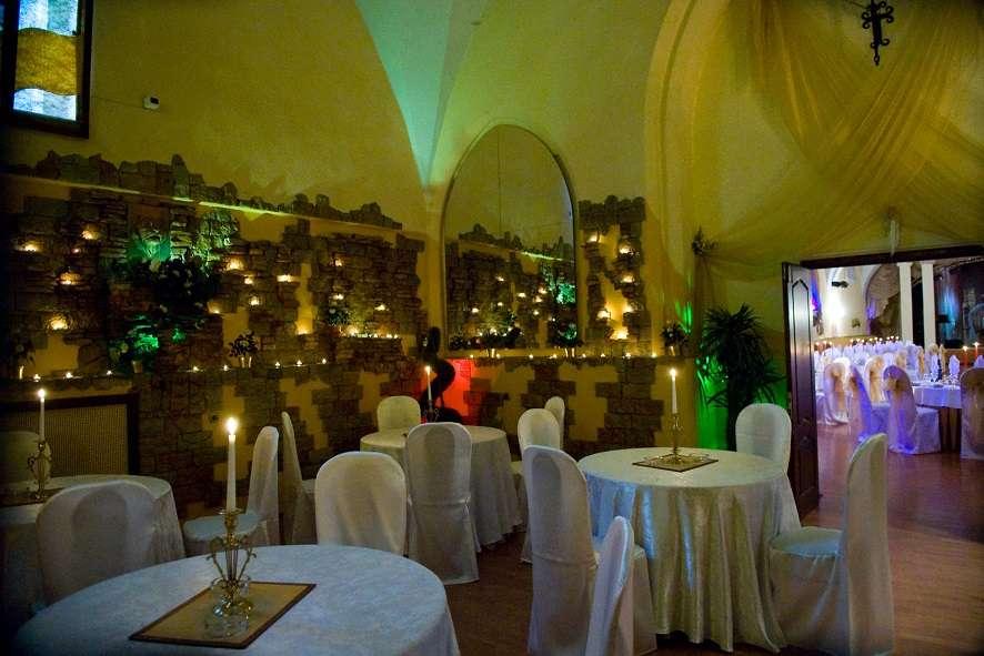 """малый зал - фото 2414619 Банкетный ресторан """"KlassiK"""" в Петергофе"""