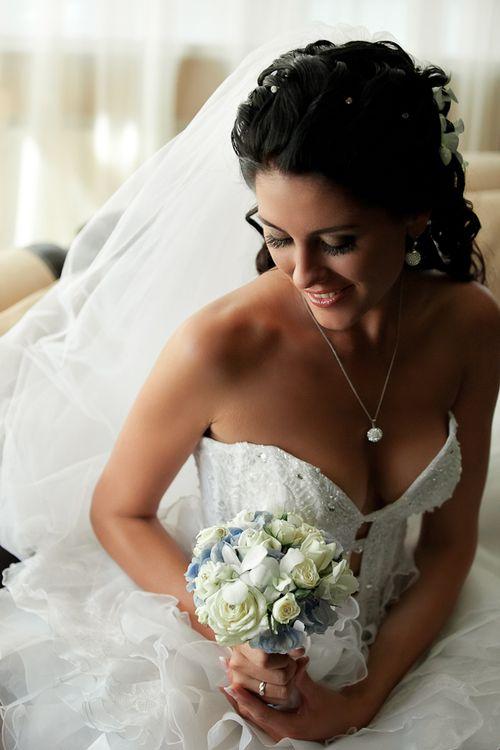 Свадебное украшение невесте фото