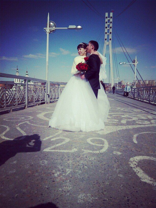 """Фото 2350812 в коллекции Невесты в наших платьях - Шоу-рум """"Wedding Romm"""" - свадебные платья"""