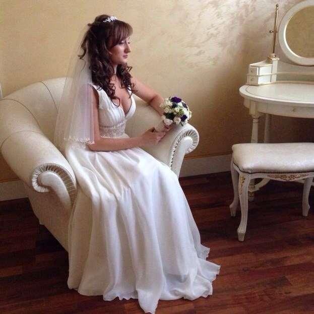 """Фото 2350814 в коллекции Невесты в наших платьях - Шоу-рум """"Wedding Romm"""" - свадебные платья"""