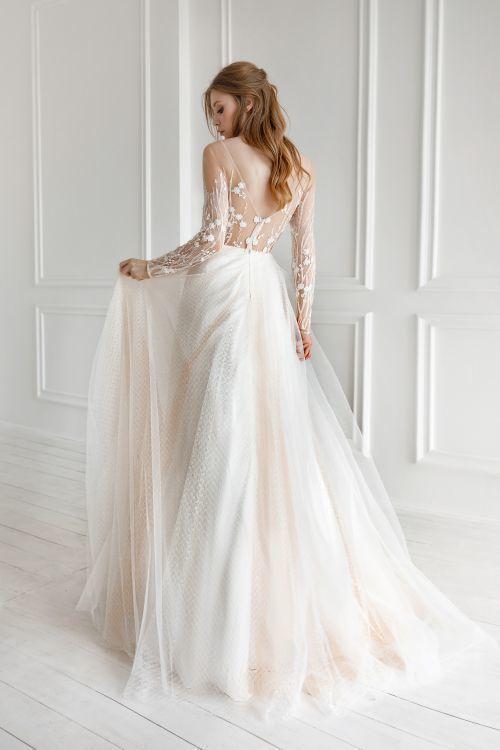 """Свабебное платье Jessica - фото 19246688 Шоу-рум """"Wedding Romm"""" - свадебные платья"""