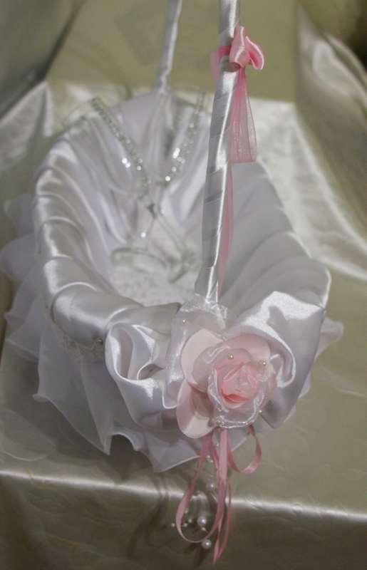 """Корзина для шампанского - фото 3814913 Студия свадебного декора """"Счастье"""""""