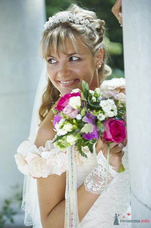 Фото 59805 в коллекции Наша свадьба - Кaterina