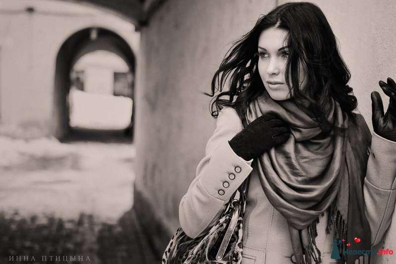 Портрет на ветру - фото 124715 Фотограф Инна Птицына
