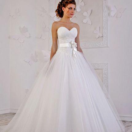 Свадебное платье Дюваль