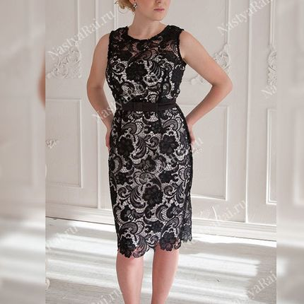 Платье DG053B