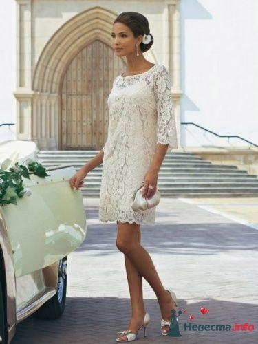 С удовольствием одела бы это платье на годовщину - фото 31192 Valery