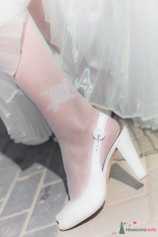 Мои свадебные чулочки - фото 48892 Valery