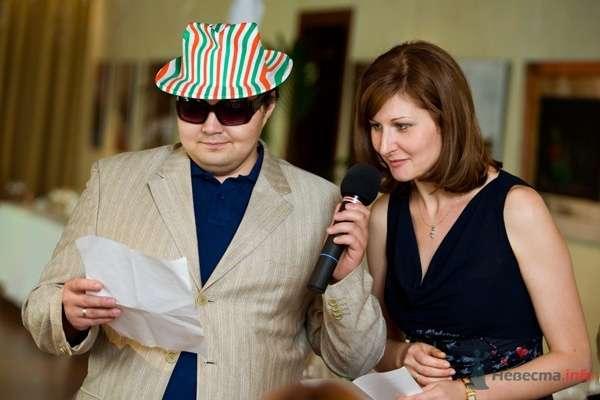"""стилизованное поздравление братца-мафиози... - фото 70538 Funday - свадебное агентство парка """"Сокольники"""""""