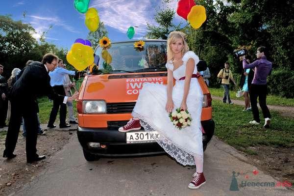"""я не верю в чудеса... - фото 73427 Funday - свадебное агентство парка """"Сокольники"""""""