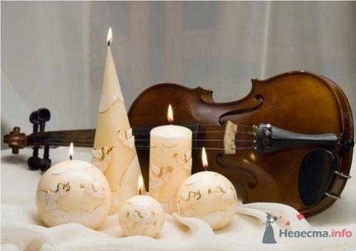 """Ангелочки - фото 15003 """"Бенилюкс"""" - изготовление свечей"""