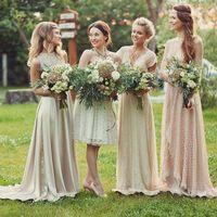 свадебный визаж и причёска в России ( Москва, МО ). Невеста и подружки -французский прованс