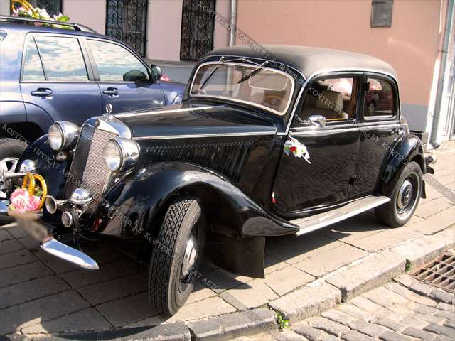 "ретро автомобили - фото 12334006 Компания ""Korteg"" - прокат автомобилей"