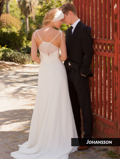 Легкое платье из шифона незаменимо для яркой свадьбы на райских островах! - фото 2384484 Свадебный салон Belgica