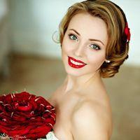 Photographer@Мария Петрова  Make up @Наталья Шелкоплясова  Hair@Олеся Величко Flowers@Ирина Гурина Dress@Wedyou  Model@Даша