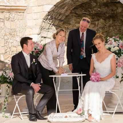Организация официальной свадьбы за границей