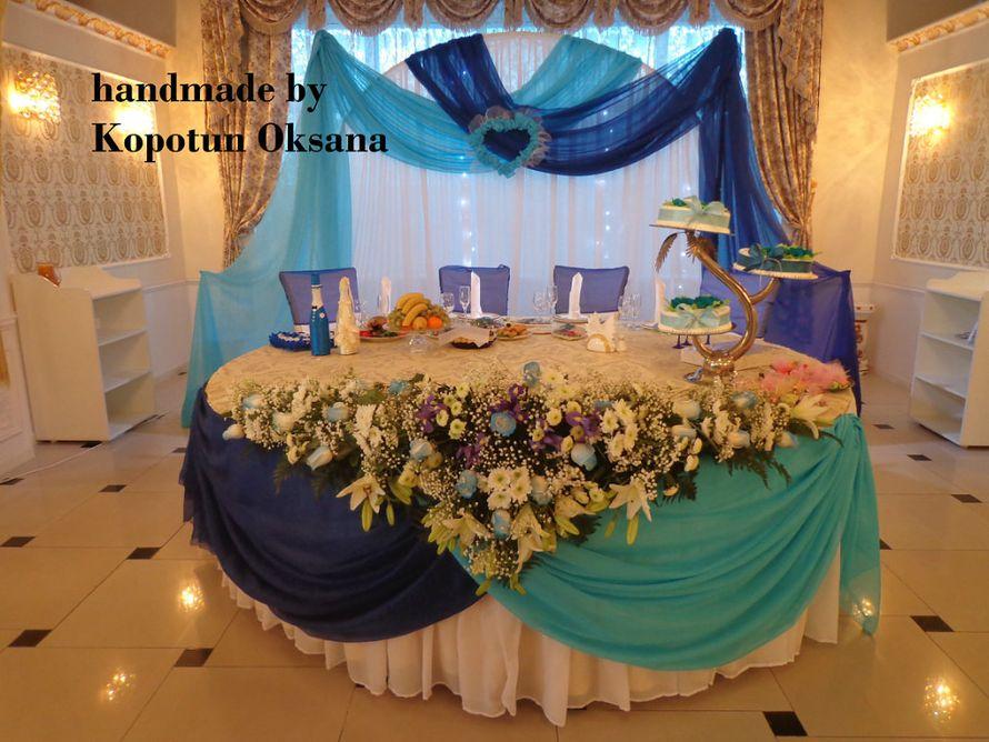 Фото 2402140 в коллекции Мои фотографии - Оформление свадебного торжества