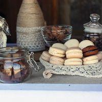 Оформление сладкого стола