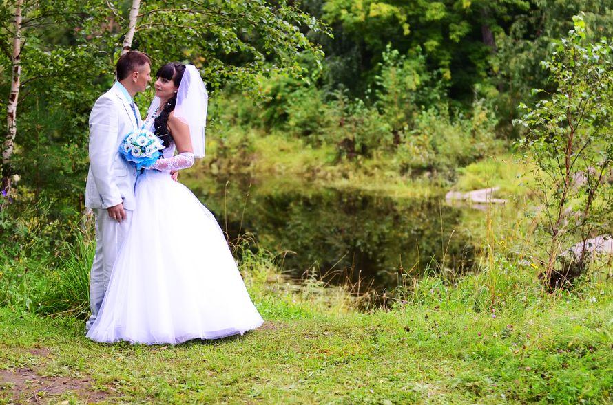 Свадебная фотосессия на природе. - фото 2410157 Фотограф Светлана Герасименко