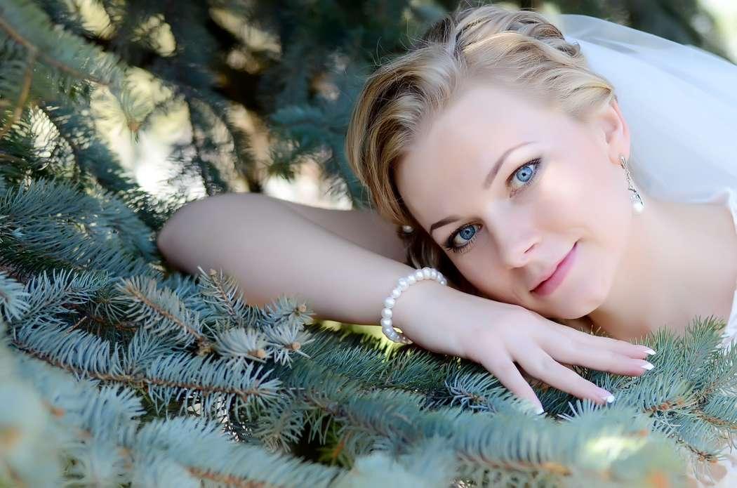 Натуральный макияж невесты. - фото 2410173 Фотограф Светлана Герасименко