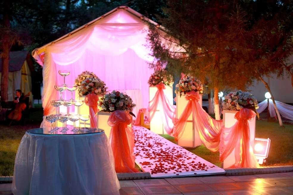 Фото 2411955 в коллекции Мои фотографии - Свадебный декор от Дом Стиля