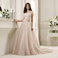 Свадебное платье Nicole NIAB14092PKIV. Коллекция 2014